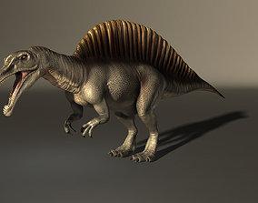 Spinosaurus High Poly 3D model