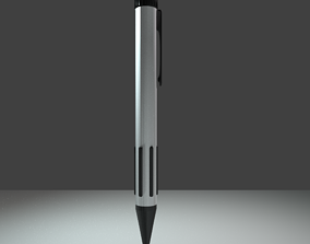 Pencil 3D writing