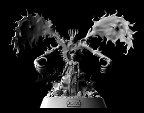 Black clover 3D printable model