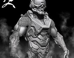 ztool 3D model Cyber Man Zbrush