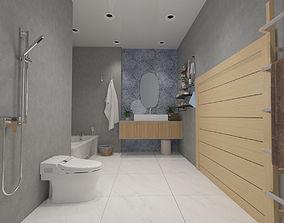 Amazing Bathroom 3D model