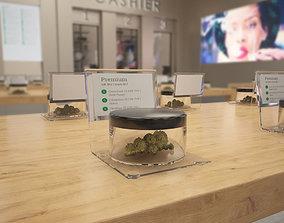 3D Marijuana