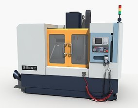 3D CNC machine tool