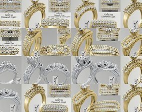 Collection of Best 10 Ring 3D Models