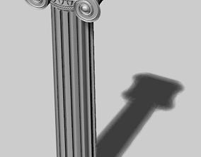 ancient 3D model Column