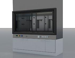 Laboratory Test Cabinet 3D model