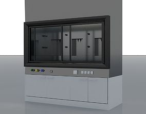 Laboratory Test Cabinet 3D model