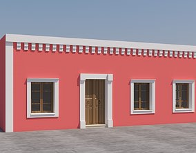 3D Mexican House