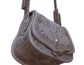 3D model Shoulder bag
