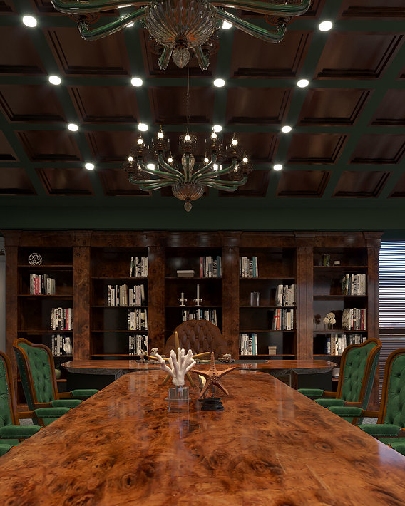 Classic office