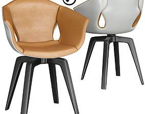 3D model Ginger Dining Chair