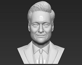 Conan Obrien bust 3D printing ready stl obj formats