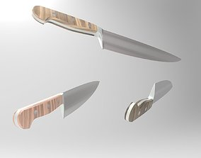 KITCHEN KNIFE 3D printable model