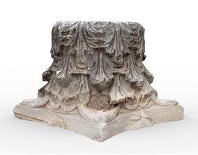3D asset Perge Ancient Rock 4