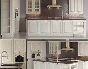 3D model Kitchen ARREDO3 ASOLO