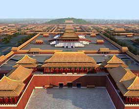 The Forbidden City 02 3D