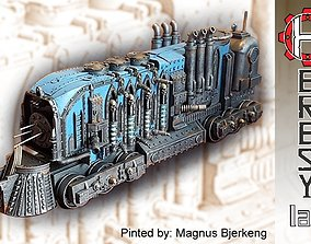 3D print model Heresy Train - Only Engine no wagons