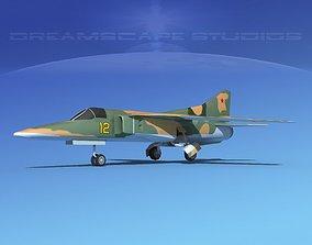Mig-27 Flogger LP Russia 2 3D asset