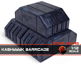 Star Wars Imperial Hanger Crate 1-12 scale 3D print model