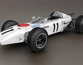 3D Formula 1 Honda RA 272
