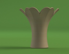 3D model Flower Vase - designed for Mcor Printer
