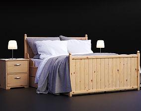 3D Bed furniture Hurtal