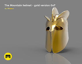 The Mountain Helmet - Game of Thrones 3D printable model