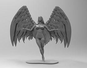 3D print model Beautiful Angel