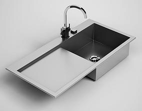 Kitchen Sink 24 3D model
