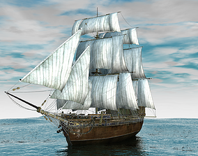 Seatraveler Ship 3D