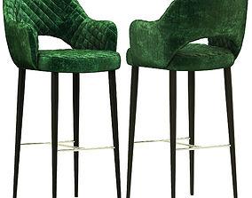 3D model Deephouse Martin bar stool