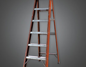 Ladder - CNST - PBR Game Ready 3D asset