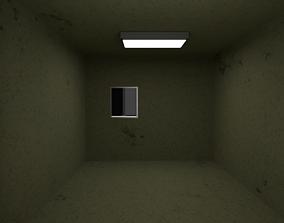 3D model Old room