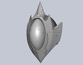 3d-printing Code Geass Zero Mask Printable Model