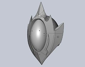 3d-printing Code Geass Zero Mask Printable Model