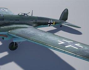 Heinkel 111 3D model