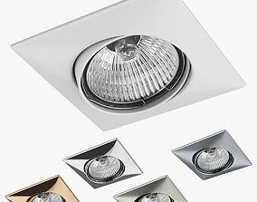 01103x Lega 16 Lightstar Spot light 3D model