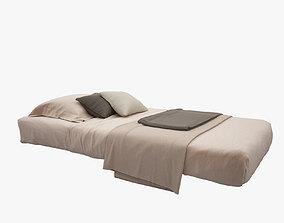 3D Single Bed single
