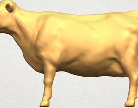 animal deceased Cow 3D Model