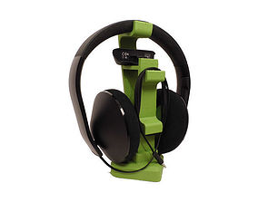 3D print model Headphone Stand