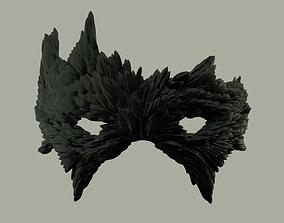 3D print model Carnival Mask - Bird