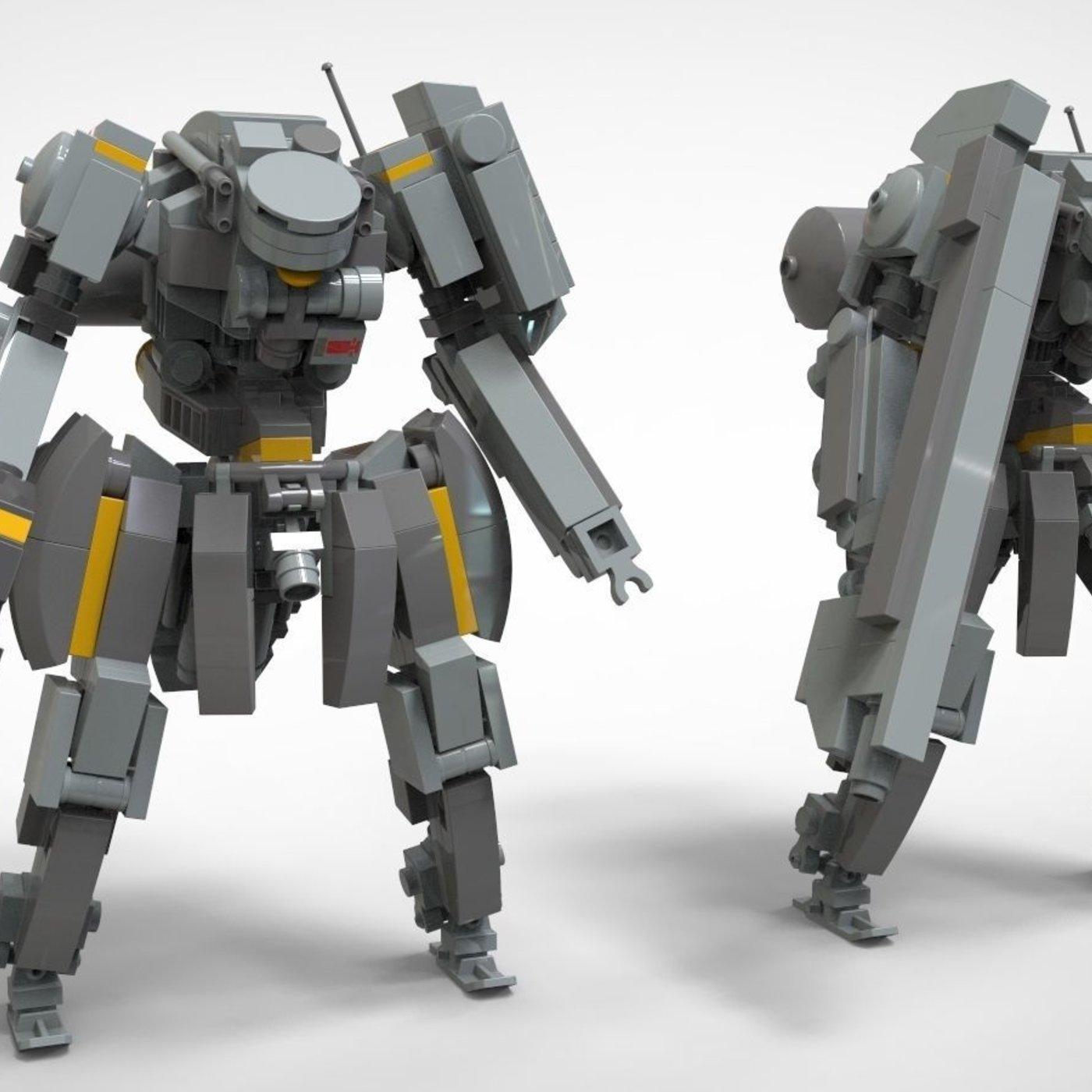 Lego robot LHB-ZT-003 ONTAKE