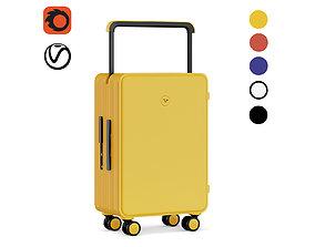 TUPLUS LINE Hardside Checked Luggage 3D