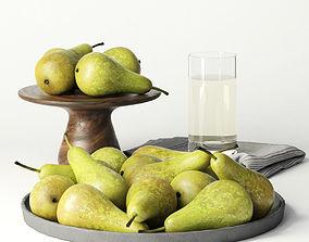 pears 3D