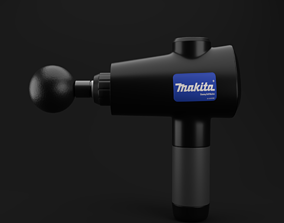 3d 3D Cleaning Drill Machine Makita Standard