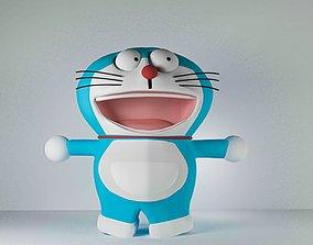 Doraemon 3d model nobita