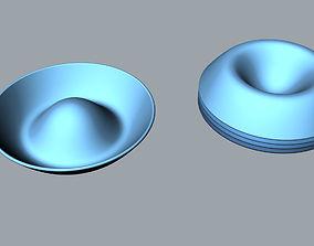 Fun dual-use bowl 3D MODEL