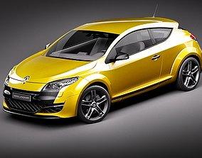 Renault Megane RS 2011 3D