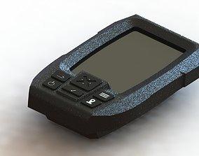 3D model Garmin Striker 4