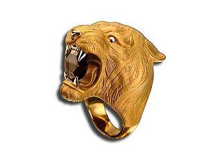 carrera tiger ring 3D printable model